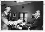 Dr. R. Lee Clark and Dr. Niolai N Blokhin, 1979