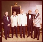 Distinguished Services Awards Banquet for Clifton Howe, 1978