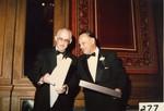 Dr. Richard Martin and Dr. R. Lee Clark, 1988
