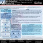 Virtual Reality Technology: Driving Innovation in Healthcare Education and Training by Jasmin Berrios EdD, James Cavalier PhD, Kris Mahadeo MD, Priti Tewari MD, Daryl Anildes-Gumban RN, and Diane Bodurka MD
