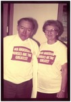 """""""MD Anderson Nurses are the Greatest"""" t-shirt, 1977 by Medical Graphics and Communications"""
