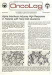 OncoLog Volume 29, Number 02, April-June 1984