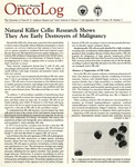 OncoLog Volume 30, Number 03, July-September 1985