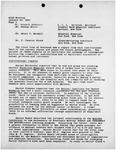 Association of Cancer Institute Directors (ACID), 1961-1962