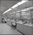 Bates Freeman Building Laboratory, 1977 by Medical Graphics and Communications