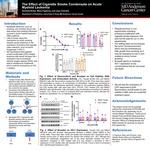The Effect of Cigarette Smoke Condensate on Acute Myeloid Leukemia by Amenda Dornaz Khoei, Mary Figueroa, and Joya Chandra