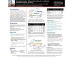 Qualitative Analysis of Focus Group Data for Liver Cancer Prevention Program Planning by Jordan Alyce Swan