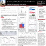 Mathematical Modeling of CA19-9 Normalization in Pancreatic Cancer Patients by Lauren V. Hollmer, Connor Thunshelle, Tasadduk H. Chowdhury, and Eugene J. Koay