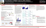 Sensitization of PANC1 Cells by ATR inhibition by Tannistha Patra
