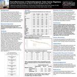 Cost-effectiveness of Chemotherapeutic Colon Cancer Regimens