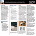 A New Low-Cost Microfluidics Device & Microscope