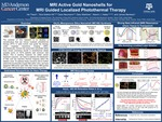 MRI Active Gold Nanoshells for MRI Guided Localized Photothermal Therapy