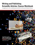 Writing and Publishing Scientific Articles: Course Workbook